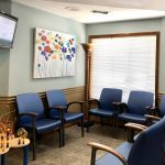 New Haven Chiropractic Waiting Room