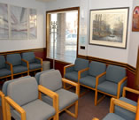 new haven chiropractic waiting room 2