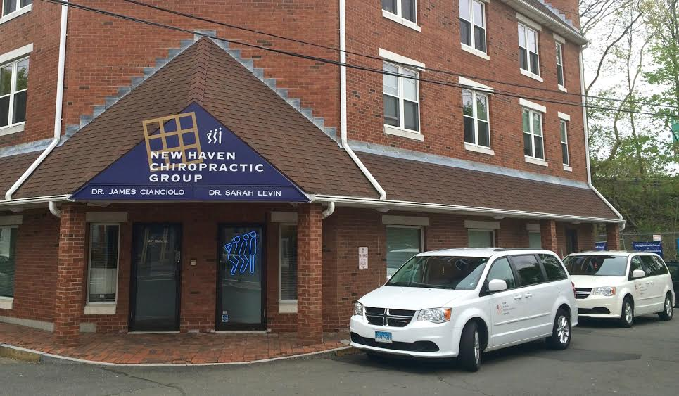 new haven chiropractic office